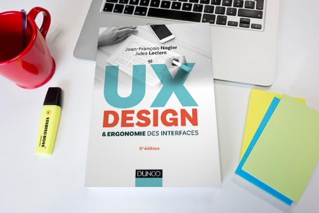 Usabilis - Aperçu de l'ouvrage UX Design et ergonomie des interfaces