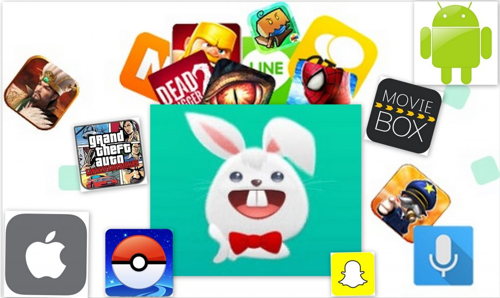 TutuApp pour ios android